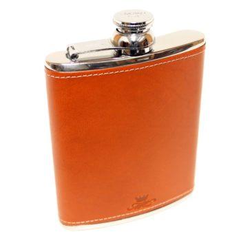 6oz-leather-hip-flask-london-tan