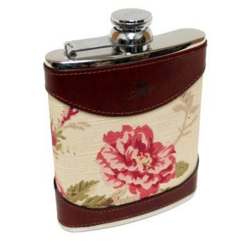 6oz-leather-hip-flask-rose