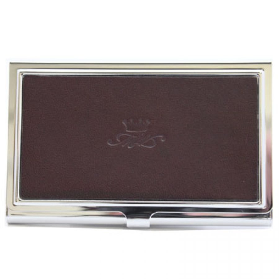 Leather Business Card Holder | Marlborough of England