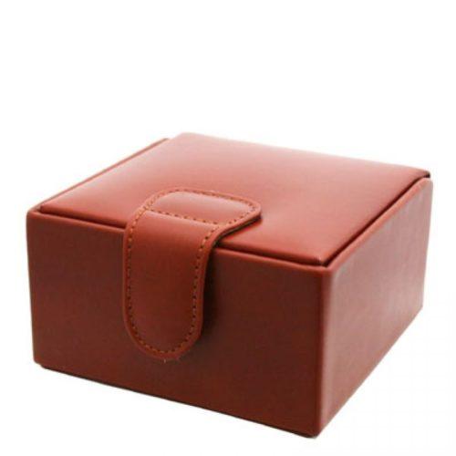 Chestnut Small Jewellery Box