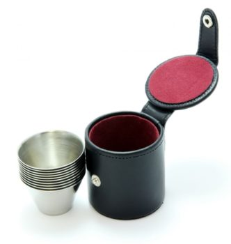 Small Cups and Cases