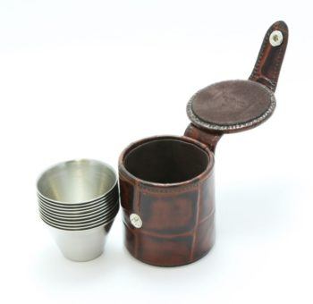 Stirrup_Cups_in_Brown_King_Croc_effect_10_Small_Cups.jpg