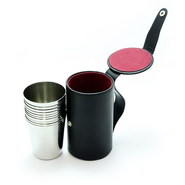 Medium Cups and Cases